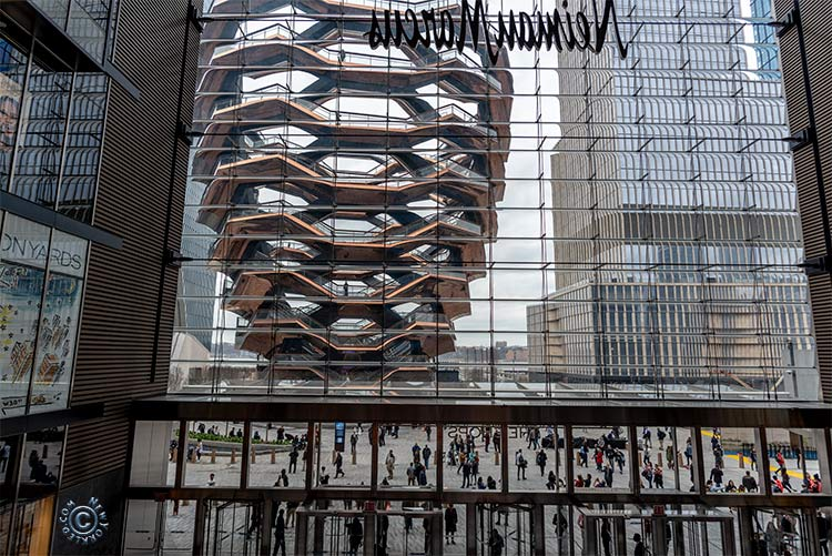Hudson Yards Day One Photo