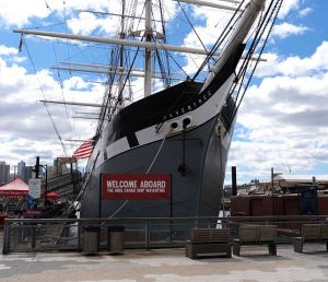 Free Weekend Entry to South Street Seaport's Wavertree Ship at Pier 16 @ South Street Seaport Museum Offers FREE Entry to 1885 Tall Ship Wavertree, FREE Outdoor Exhibition on Pier 16